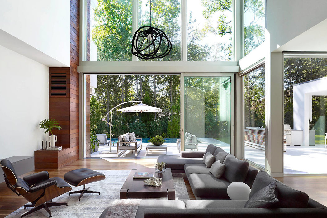 Mamaroneck House by SPG Architects