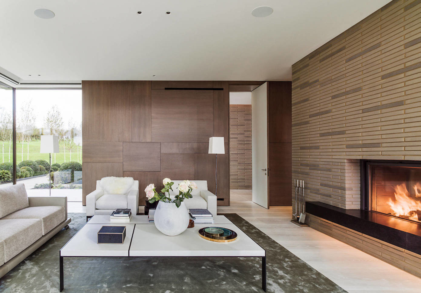 Shropshire Residence by Gregory Phillips Architects