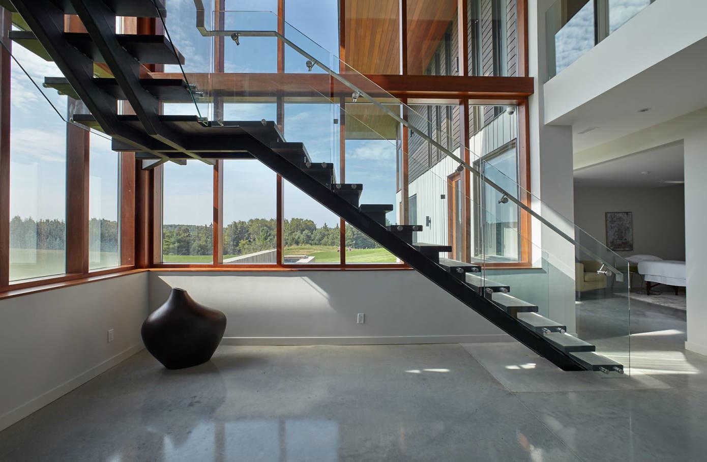 Stouffville Residence by Trevor McIvor Architect