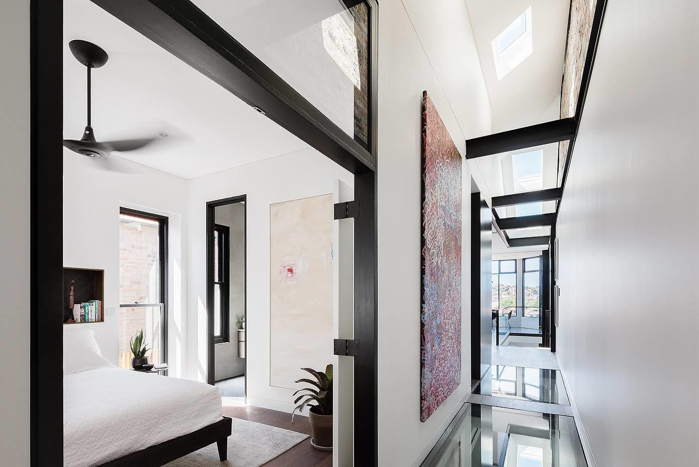 Doorzien House by Bijl Architecture