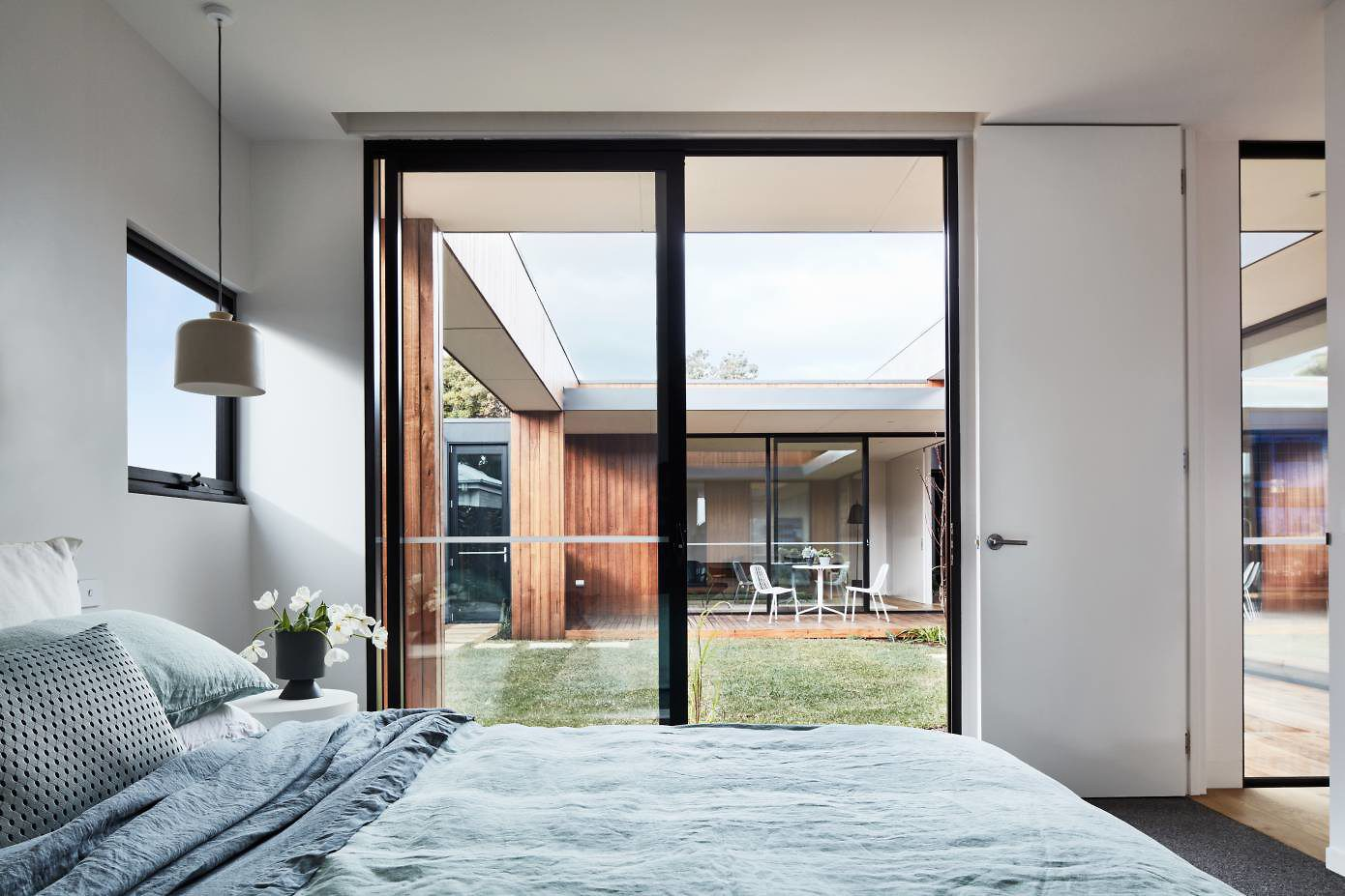 The Courtyard House by Life Spaces Group