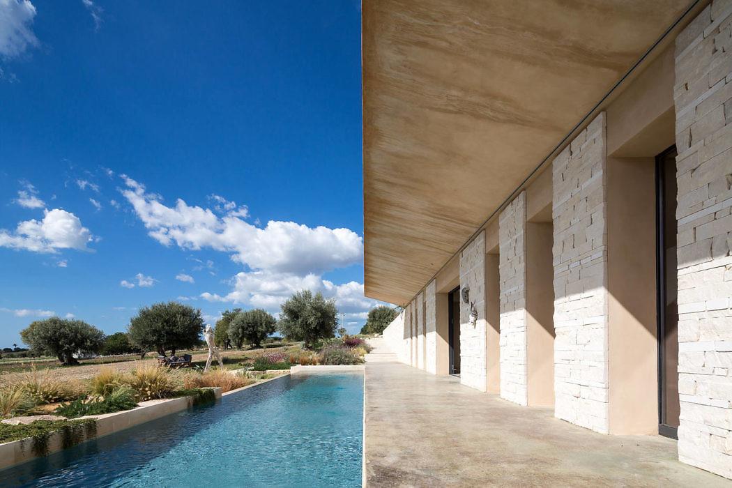 Casa ECS by Giuseppe Gurrieri