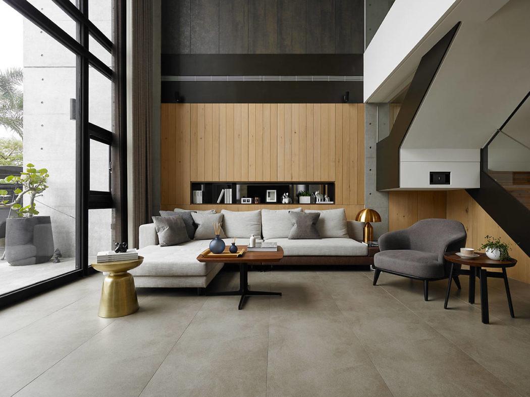 Grateful House by Shaun Tang Interior Design