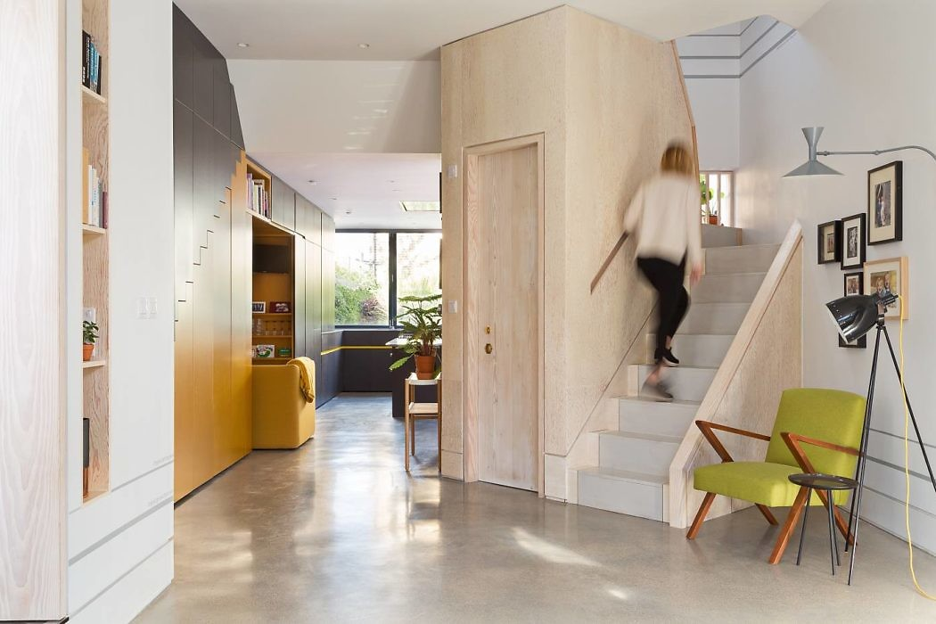 The Etch House by Fraher Architects
