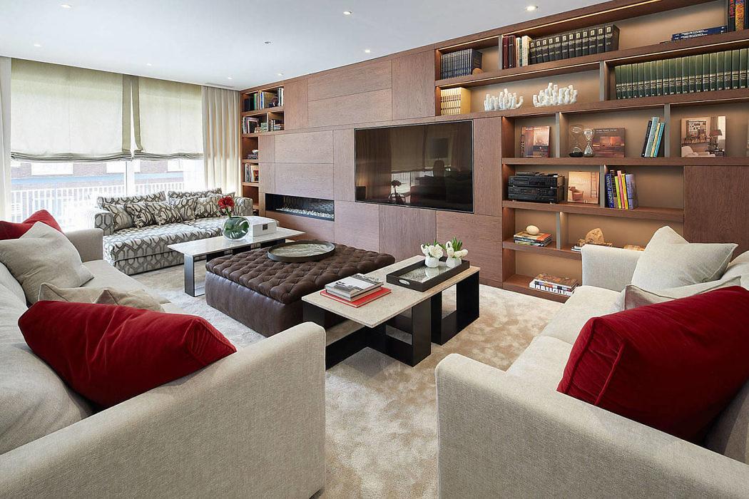 Lazadenas Apartment by Molins Design