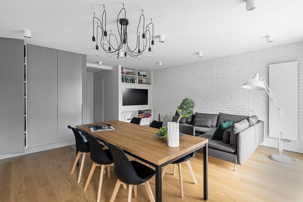 Apartment in Poznan by MO Architekci
