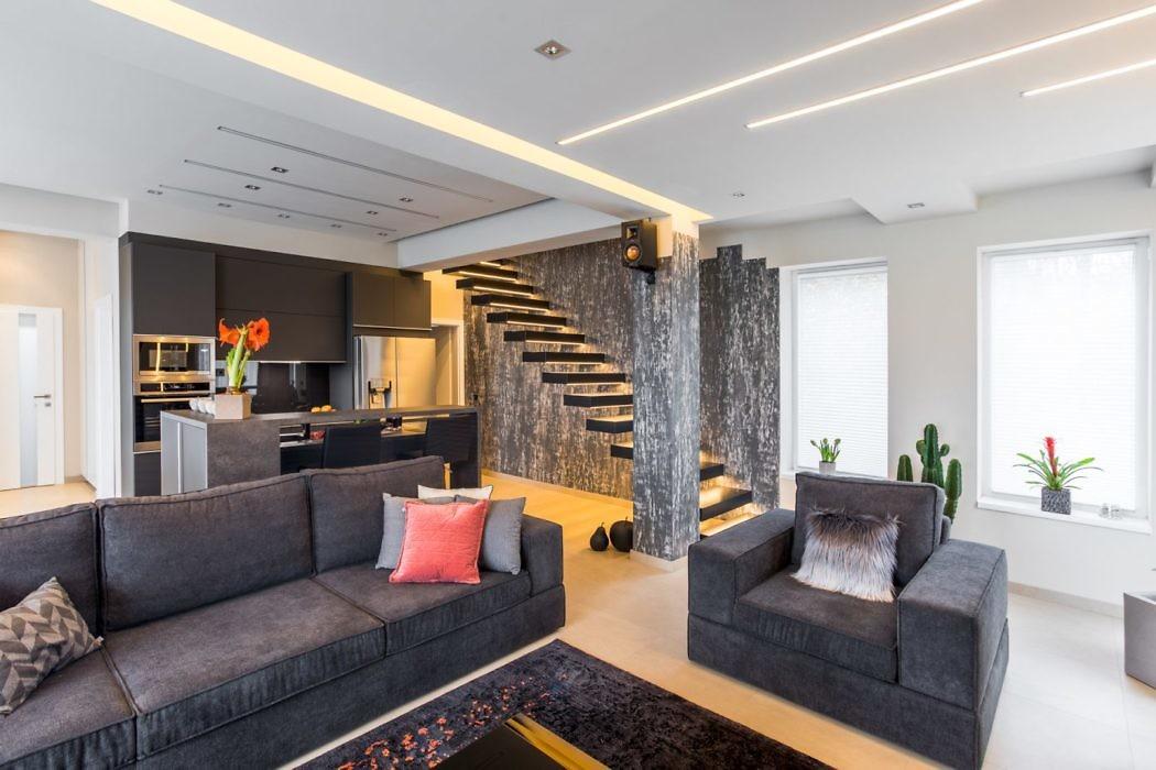 Contemporary Home by Kata Koppany