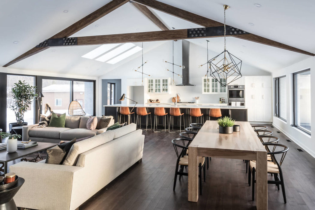 Bachelor Pad by Lux Decor