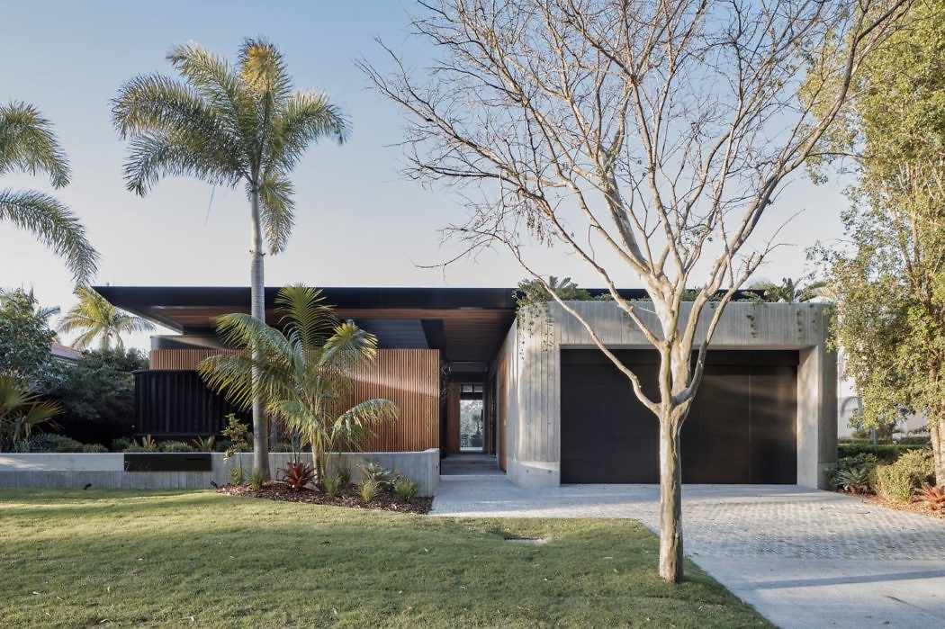 Cove House by Justin Humphrey