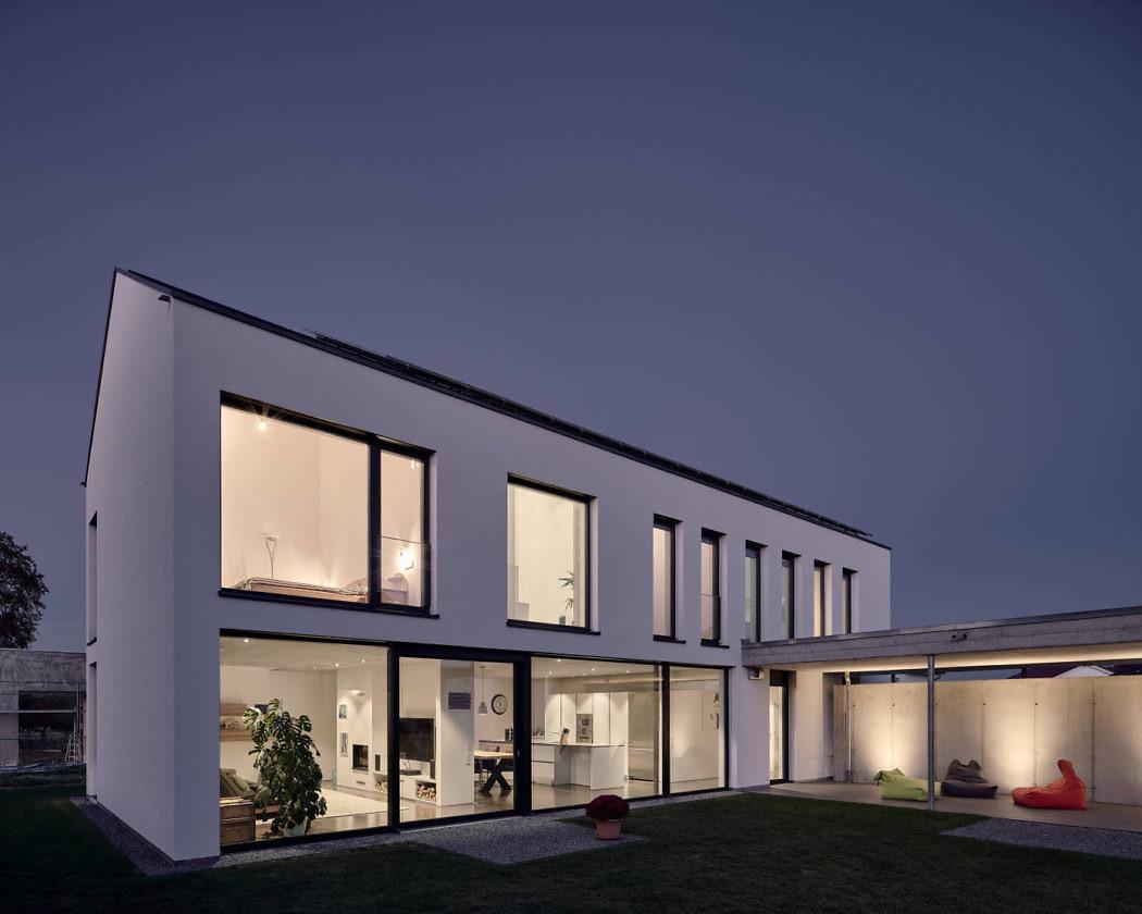 House Pe15 By Schiller Architektur Bda Obsigen