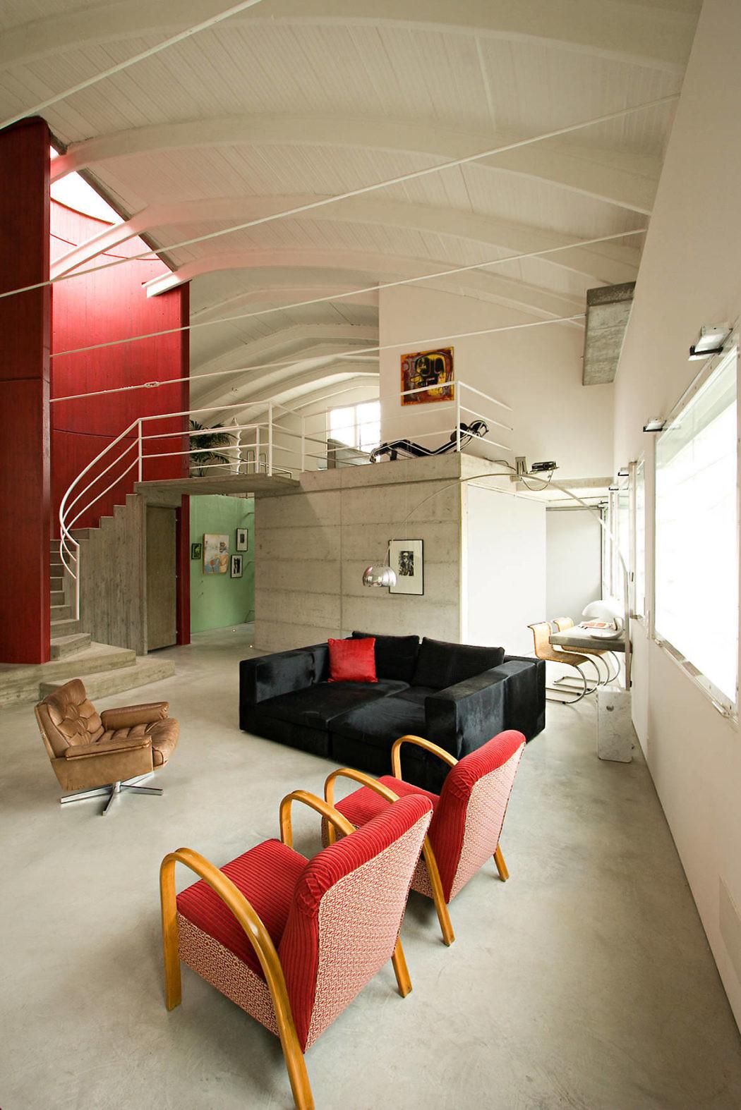 Industrial Home in Correggio