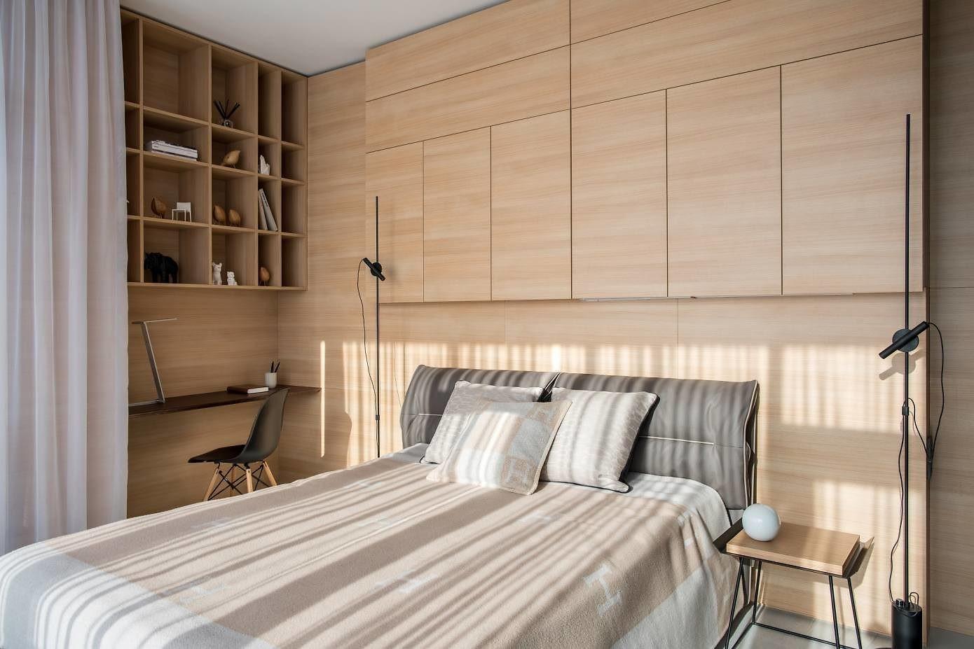 Monochrome Apartment by Mono Architects