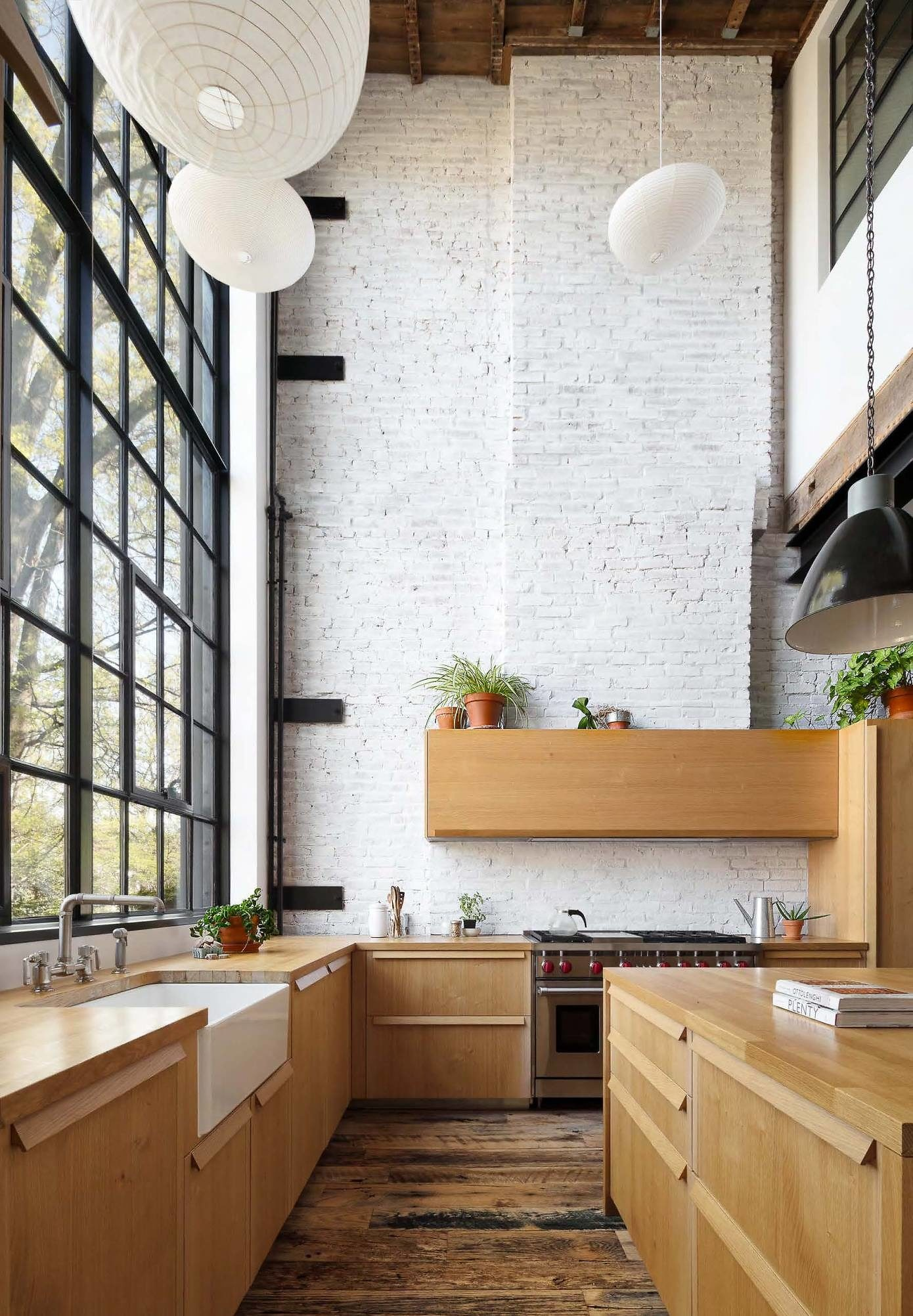 Clinton Hill Townhouse by Murdock Solon Architects