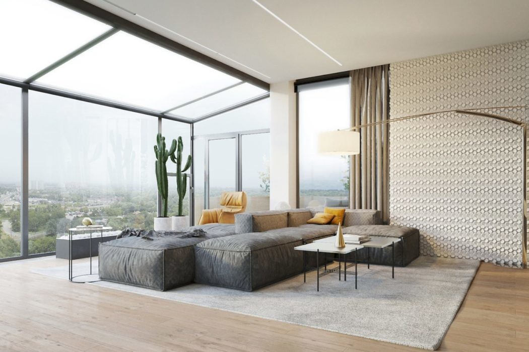 Comfort Apartment by Need Design