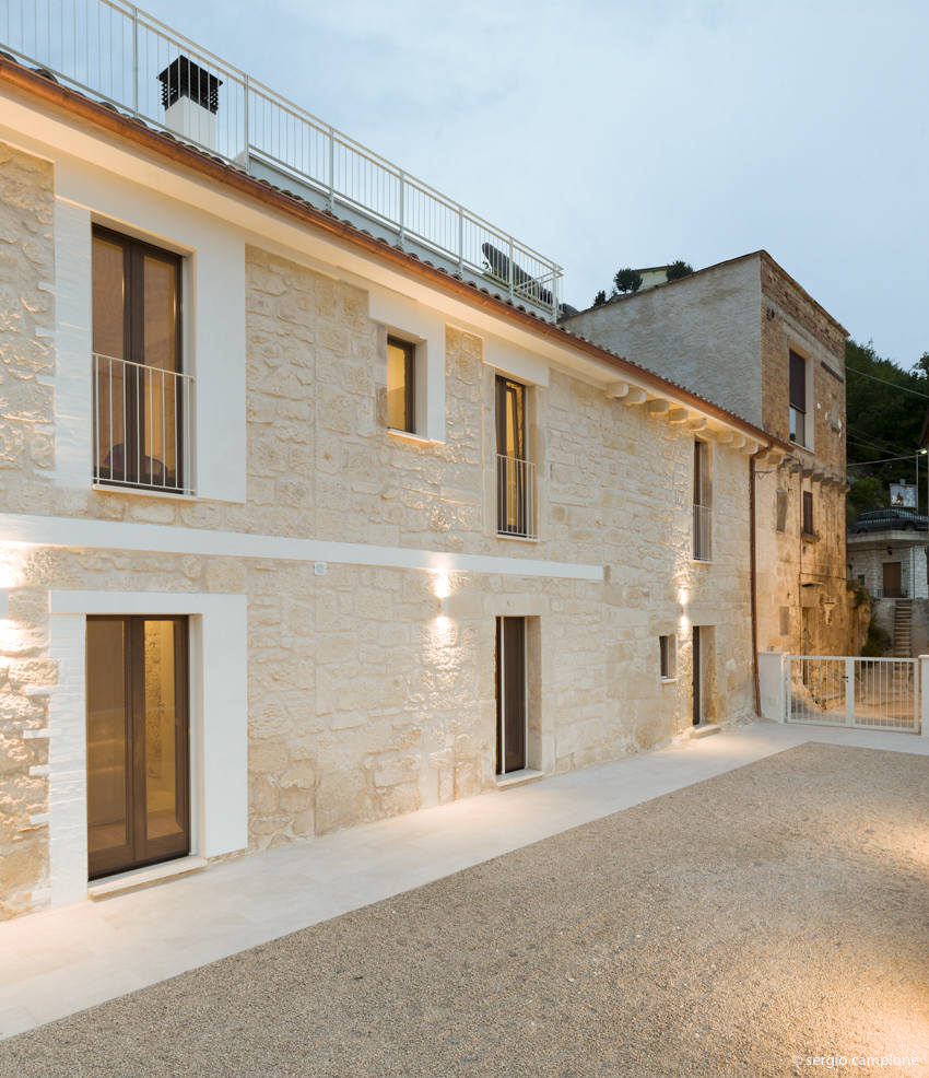Stone House by MATERIAprima