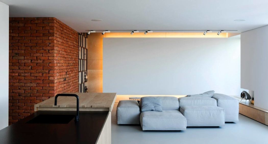 Soft Loft by LineArchitects