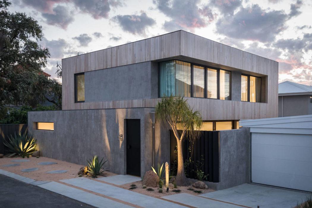 Abbett House by Leanhaus