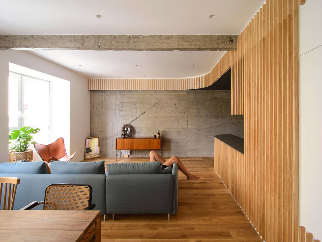 Apartment in Bilbao by Garmendia Cordero Arquitectos