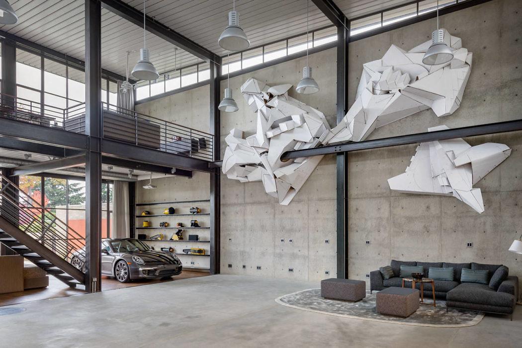 DMG Residence by Lockhart Suver