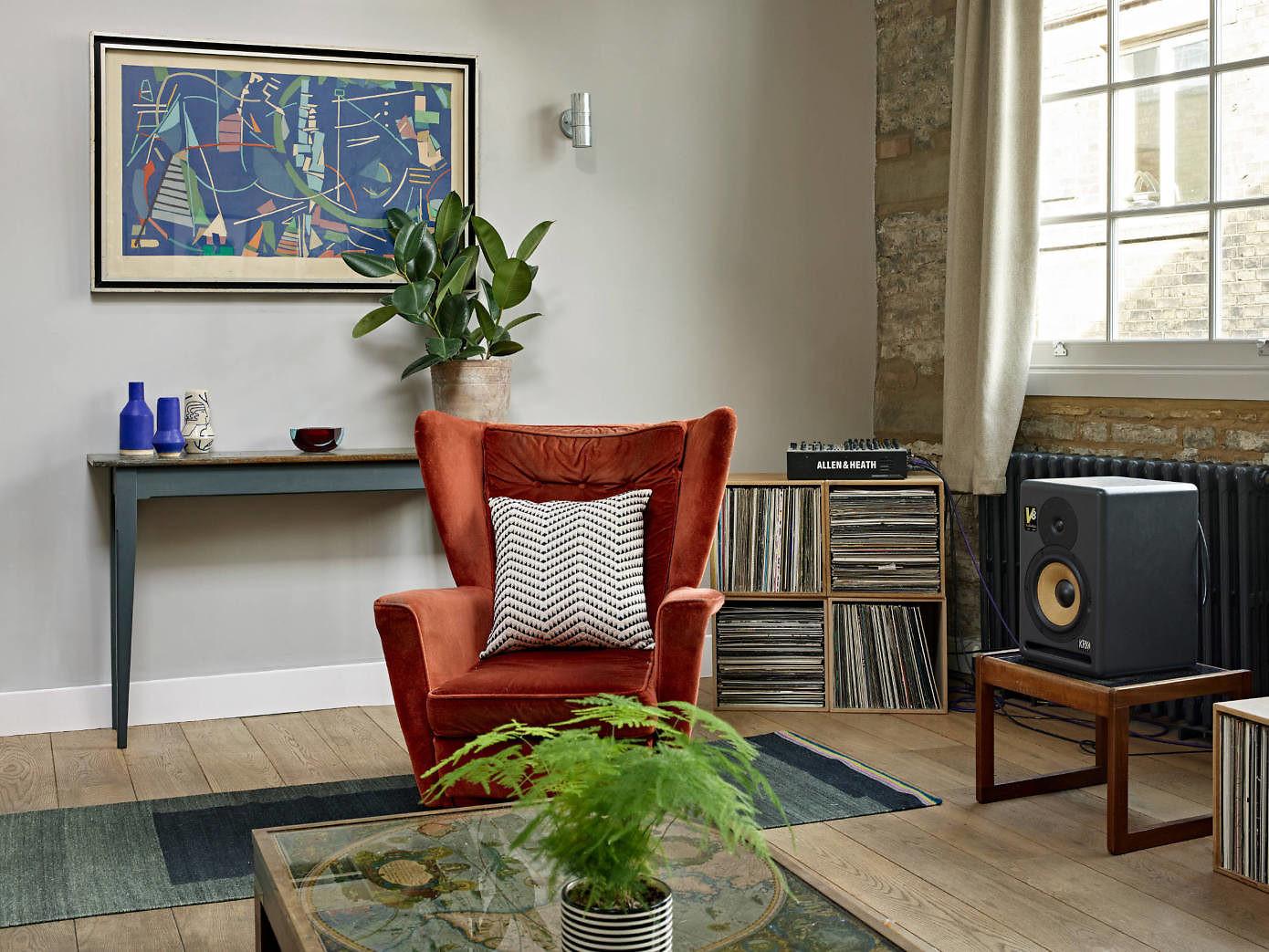 Highbury Home by Romilly Turner Interior Design