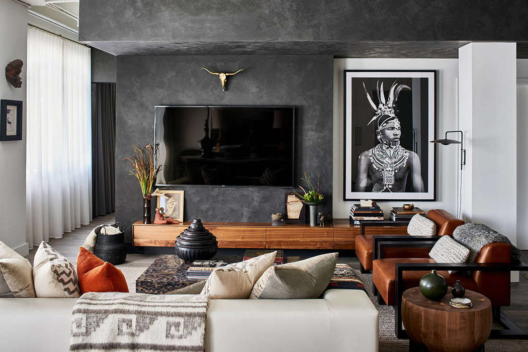 Inspiring Apartment by Michael Habachy