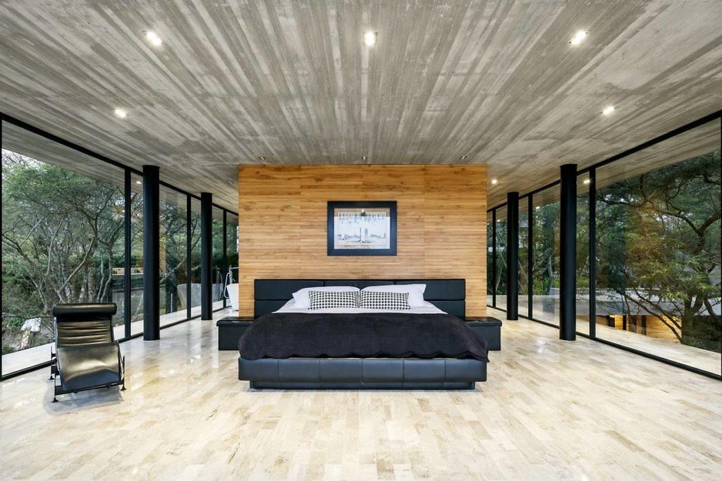 Tacuri House by Gabriel Rivera Arquitectos