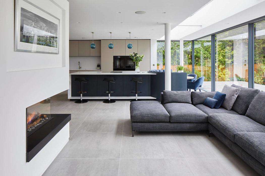 Home Refurbishment & Extension by Bridget Reading