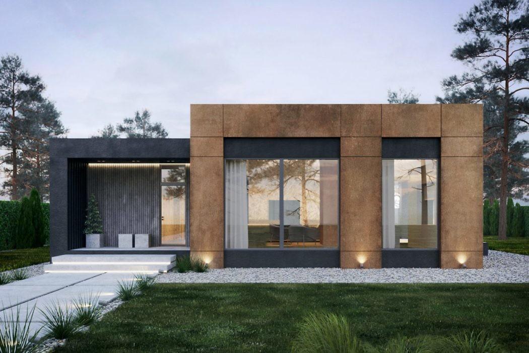 House Rzhavo by Need Design