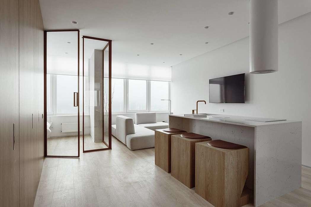 Apartment 191 by Illia Temnov