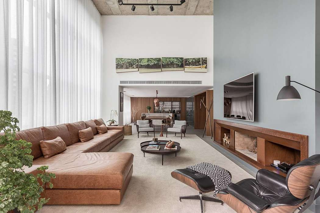 Window Apartment by Ambidestro