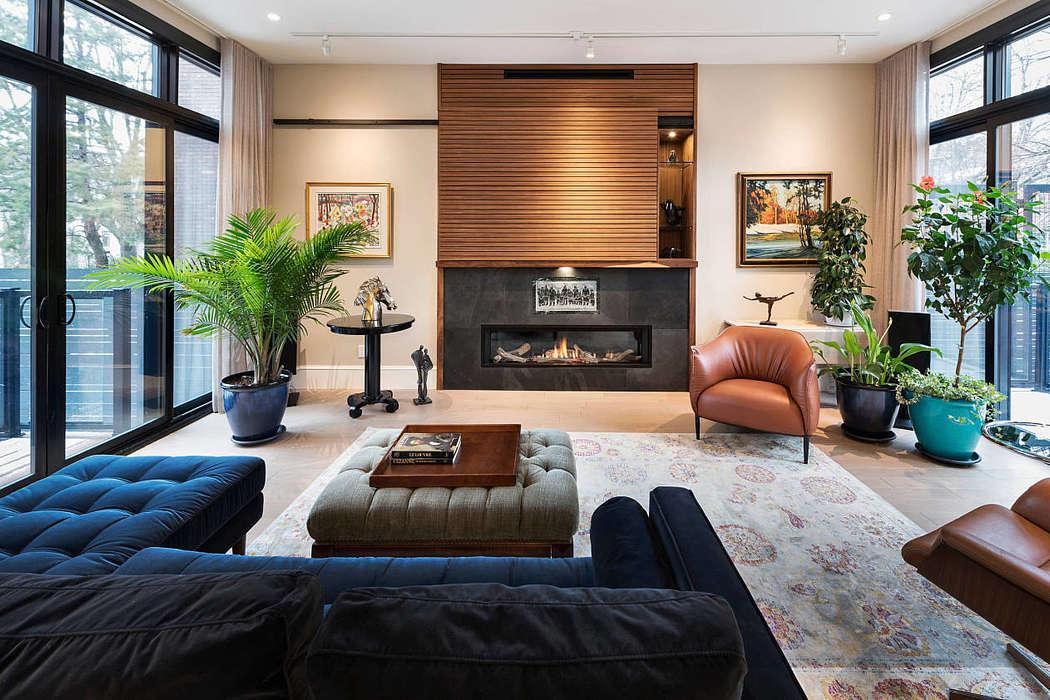 Home in Ottawa by Ardington and Associates Design