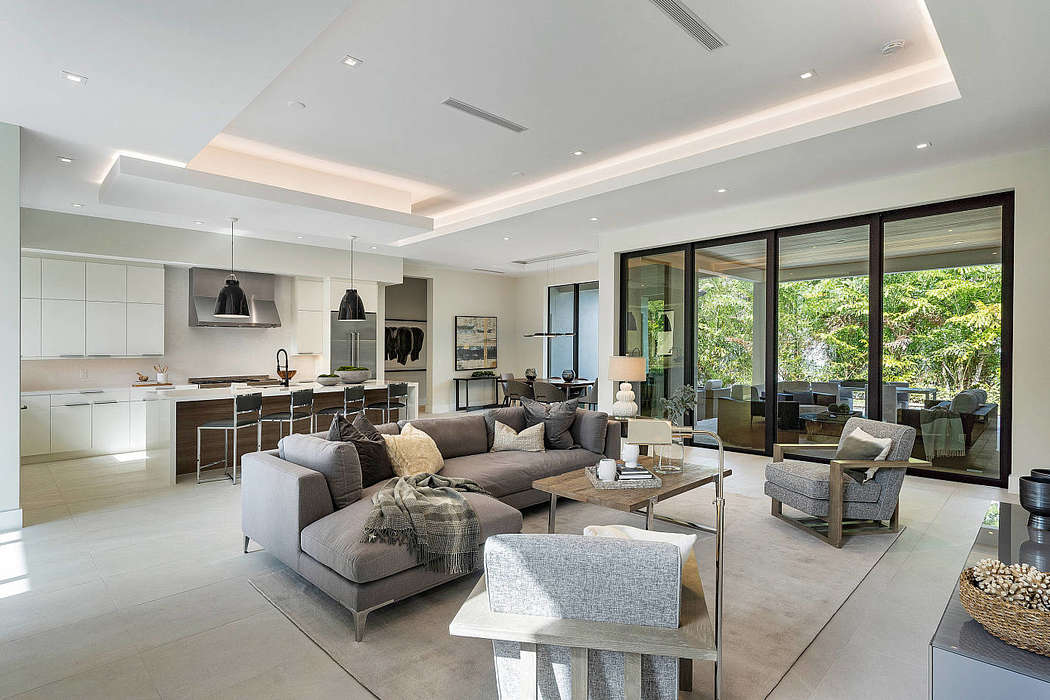Delray Beach Contemporary by Restyle Home