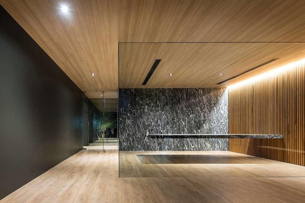 Hachi Apartment by Octane Architect & Design