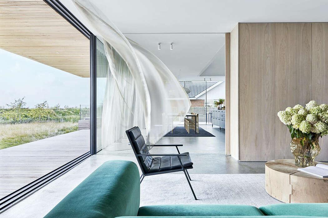 Dragør House by Studio David Thulstrup