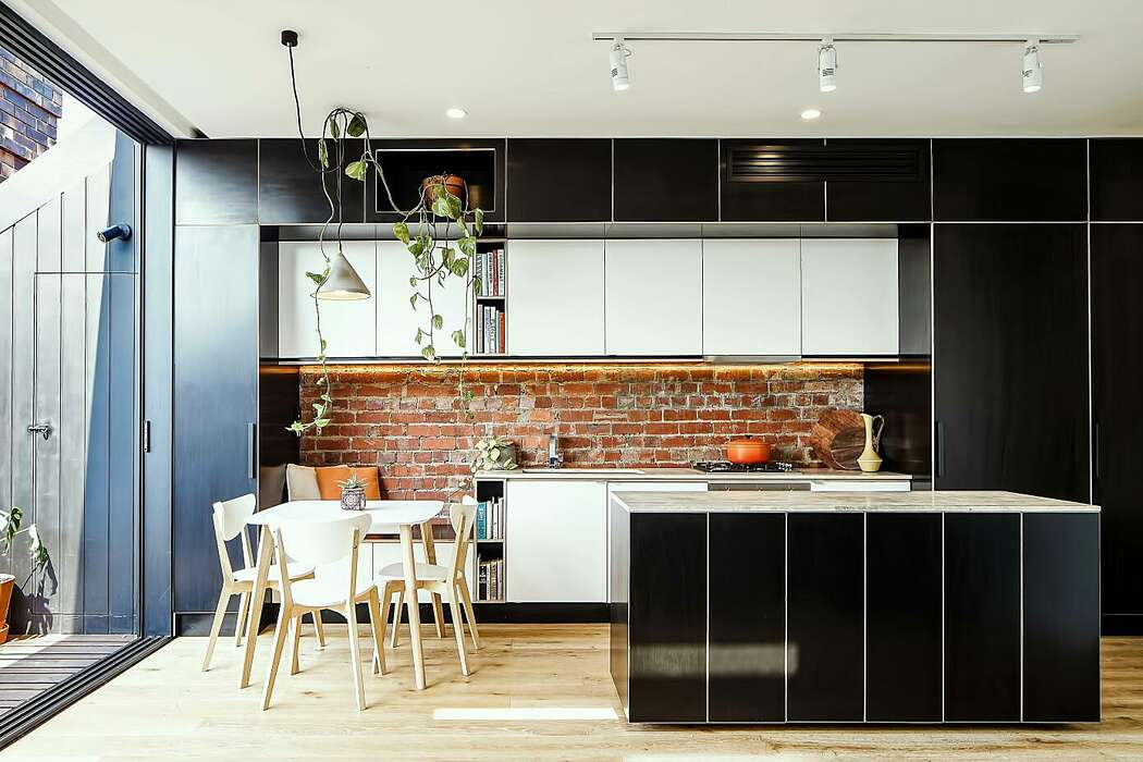 H.I.V.E X Five Apartment by Megowan Architectural