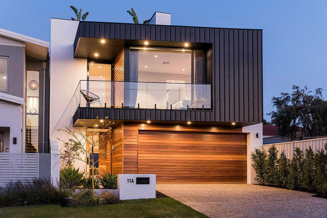 North Beach House by Darklight Design