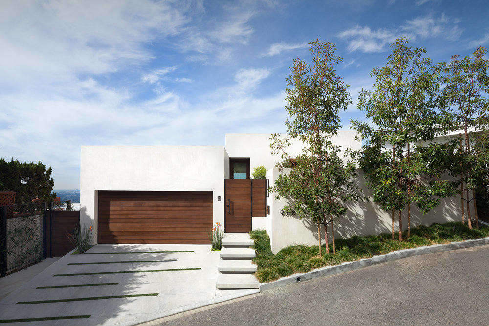 West Hollywood Hills Contemporary by Sweiskloss