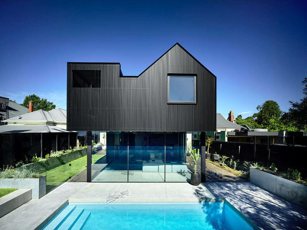 Ross House by Ola Studio