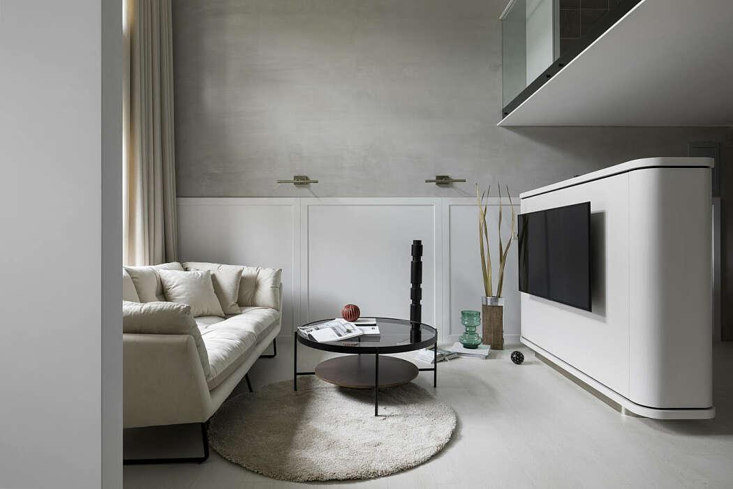 Nancy's Apartment by Studio In2