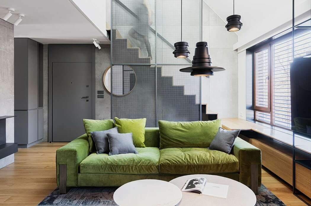 Apartment M19 by Hush Architects
