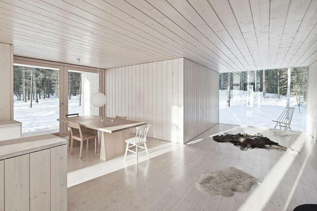 House in Vaskivesi by Avanto Architects