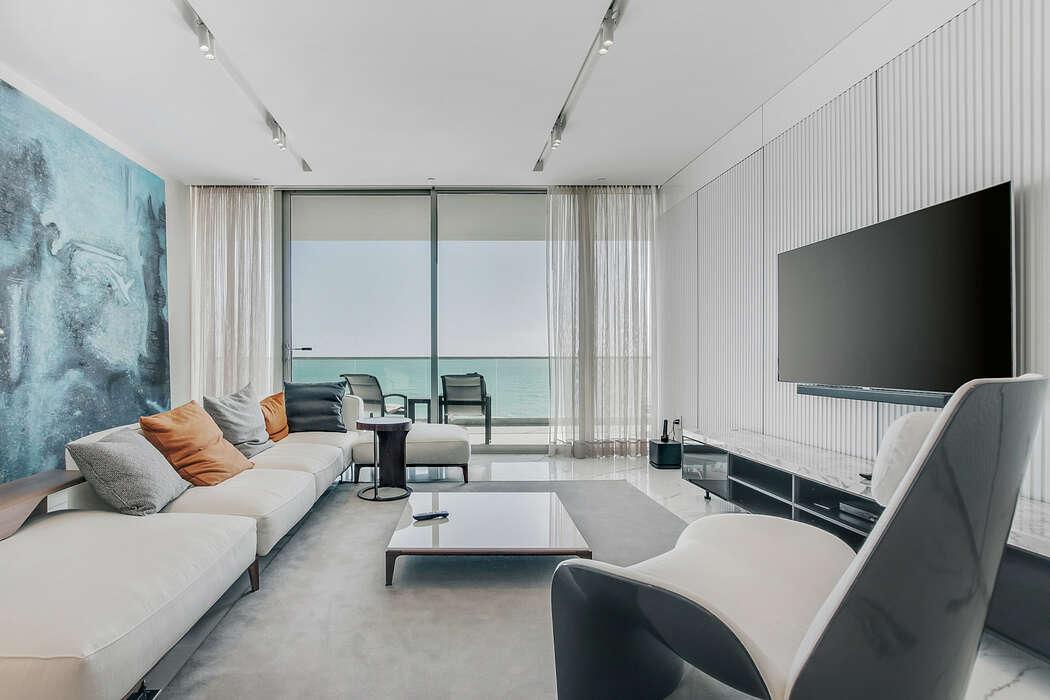 Miami Oceana Bal Harbour Apartment by YØDEZEEN