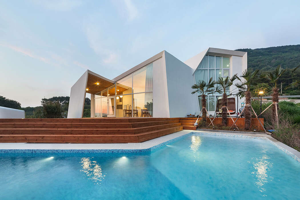 Knot House by Atelier Chang