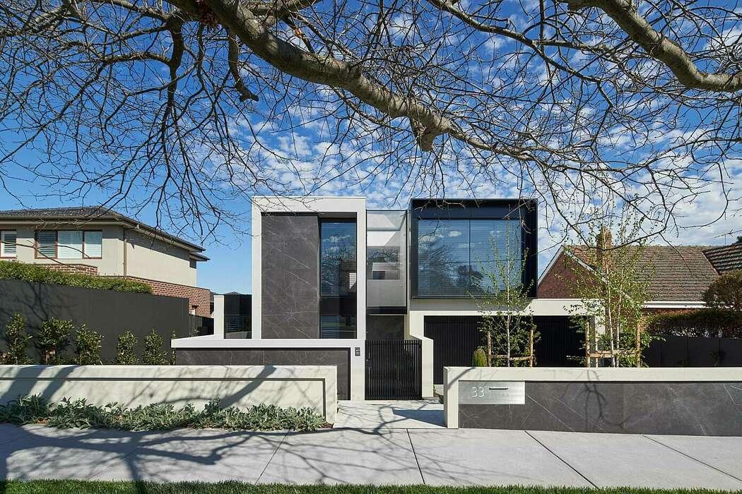 Munro Street House by C. Kairouz Architects
