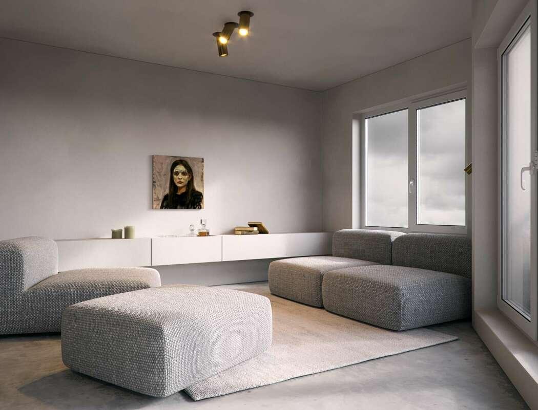 Apartment by Kanstantsin Remez