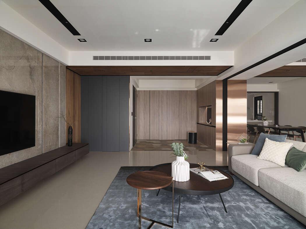 Leisure Round by Ris Interior Design