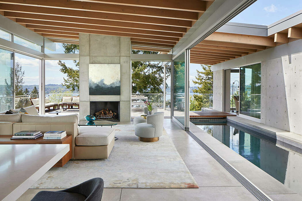 Mercer Island Home by Garret Cord Werner