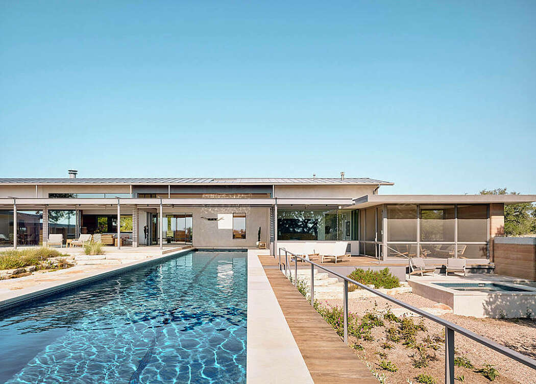 River Ranch by Jobe Corral Architects