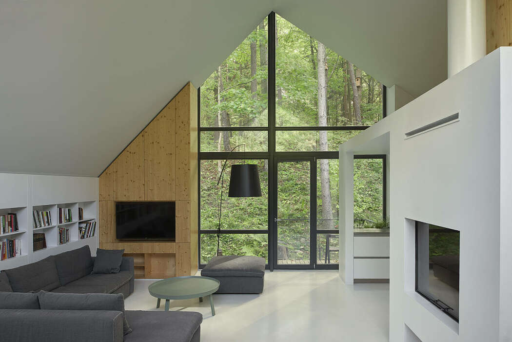 House in the Forest by Inblum