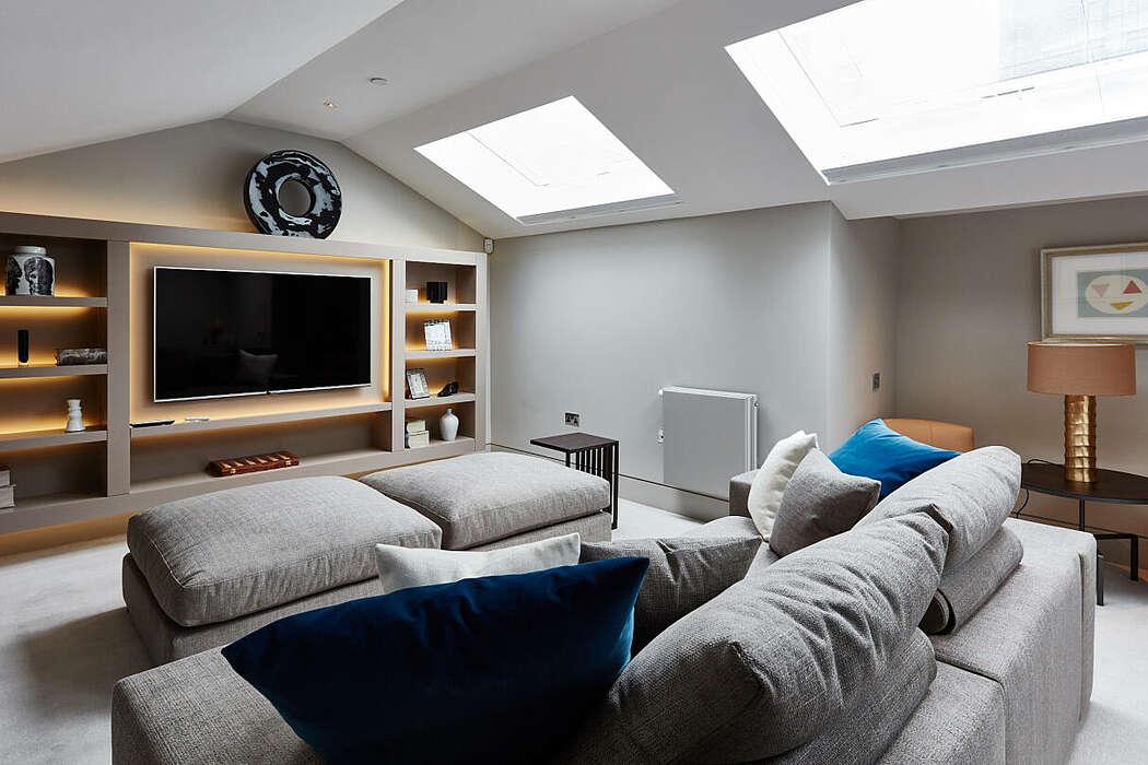 Penthouse in London by Collette Hanlon
